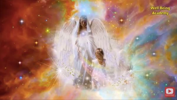 リラックス&ヒーリング、大天使ミカエル