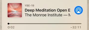 黒い残像 ミディアムシップ 3 深い瞑想状態